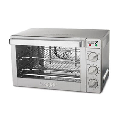 Waring Wco500x Countertop Convection Oven Half Size
