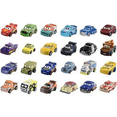 Disney Cars 3 Die Cast Mattel Mini Racers
