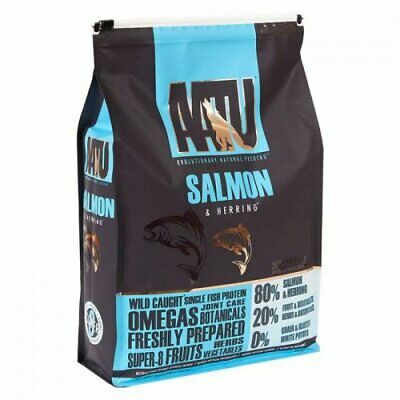 AATU For Dogs 80/20 Salmon Dry Dog Food High Protein 5kg