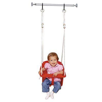 BABY-WALZ Schaukelhalterung verstellbar für Babyschaukel NEU silber