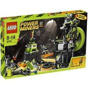 Lego Power Miners 8709