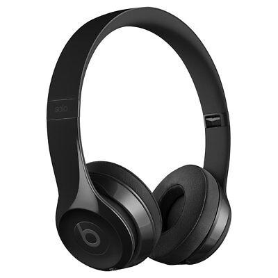 Headphones - Beats Solo 3 Wireless Headphones MNEN2LL/A Gloss Black