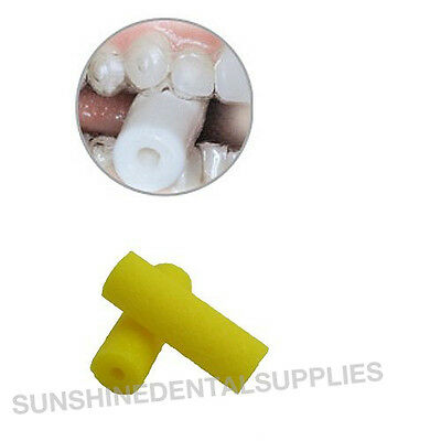 Invisalign Aligner Chewies   Yellow   Pineapple Scented   Free Shipping