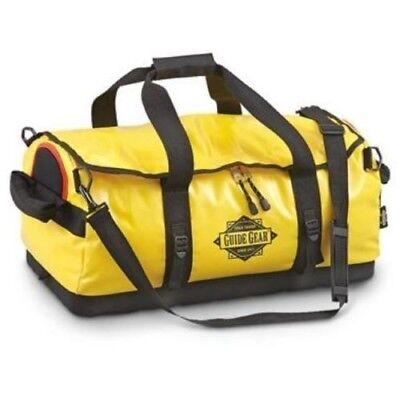 edc9f277c880 Waterproof Floating Duffel Bag Boat Canoe Kayak Jet Ski Large Dry Pack  Sports