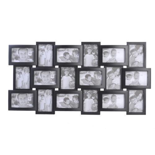 large multi photo frame ebay. Black Bedroom Furniture Sets. Home Design Ideas