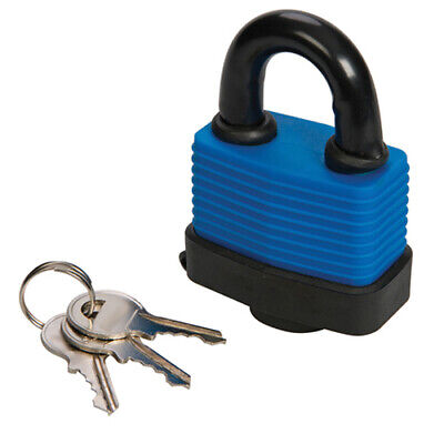 50mm weather resistant security padlock 11mm shackle