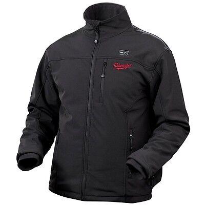 Milwaukee 2345-L M12 Cordless Black Heated Jacket Kit, Large on Rummage
