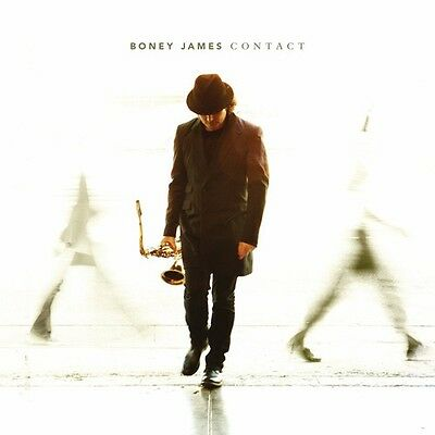 - Boney James - Contact [New CD]