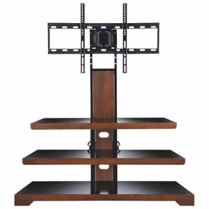Insignia Waterfall TV Stand for TVs Up To 50 (NS-3IN1MT50C-C)