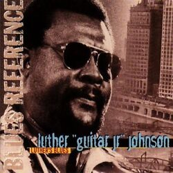 Luther Guitar Junior Johnson - Luther's Blues [New CD] France - Import