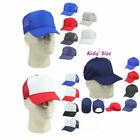 Blue Trucker Hats for Boys