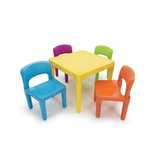 plastic tables and chairs ebay 13549 | 3 jpg set id 2