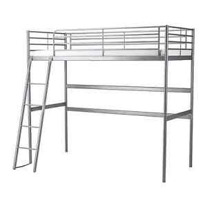 Loft bed (single) from Ikea Brighton-le-sands Rockdale Area Preview
