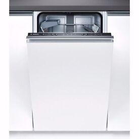 Brand new in box Bosch SPV40C10GB 45cm ActiveWater slimline Dishwasher Fully integrated