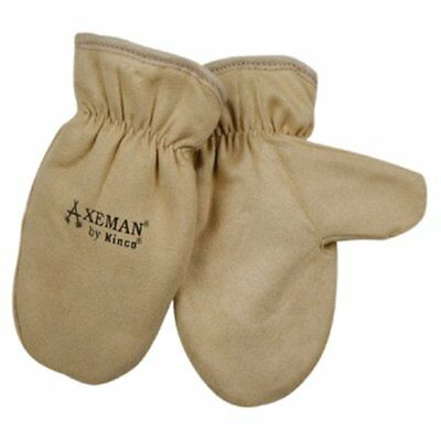 Kinco 1930-y Youths Lined Ultra Suede Axeman Mittens