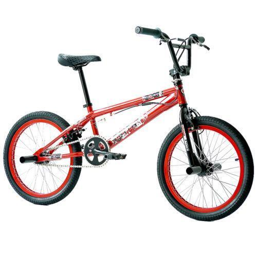 bmx fahrrad rot ebay. Black Bedroom Furniture Sets. Home Design Ideas