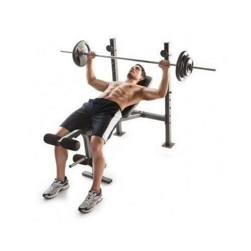 Weight Lifting Bench Ebay