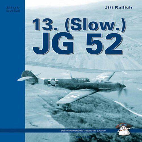Railich-13/Jg 52  BOOK NEU
