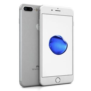 Iphone 7 plus 256GB white/silver Rogers