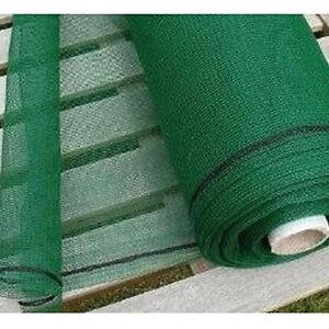 2m x 10m Heavy Duty Windbreak Shade Debris Netting Fence Garden Greenhouse