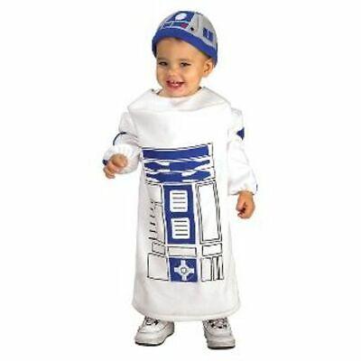 NEW BABY RUBIE'S R2-D2 HALLOWEEN COSTUME INFANT SIZE 24 - R2d2 Kostüm Baby