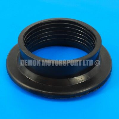 Air Filter Induction Pipe Adapter Rubber Reducer Grommet (70mm / 2.75