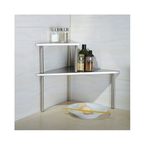 Storage Shelf For Kitchen Countertop