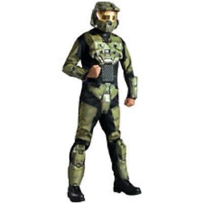 Herren Erwachsene Halo 3 Deluxe Master Chief Kapitän Kostüm