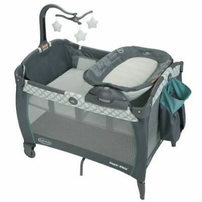 Graco Pack N Play Portable Napper & Changer Playard - Merrick