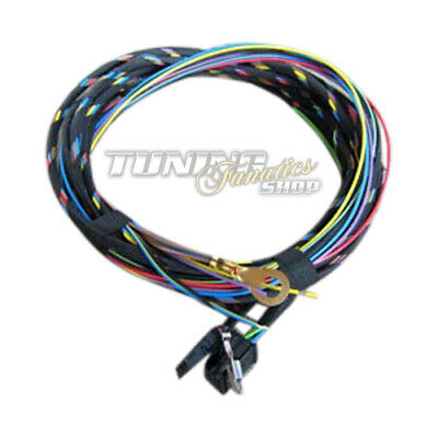 For Seat Leon 1 I 1M Cable Loom Rain Sensor + Fig Rearview Mirror Mirror