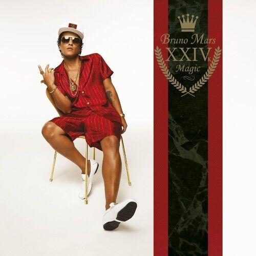 Bruno Mars - 24k Magic [New CD]