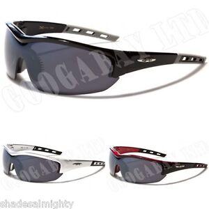 New-XLOOP-Sunglasses-Mens-Boys-Womens-Golf-Designer-Sports-Wrap-UV400-Black-470