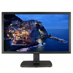 "Viewsonic 1080p 23.6"" monitor / ecran"