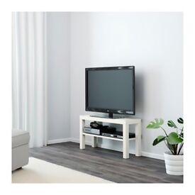 Newish Ikea LACK TV bench/ shelve unit