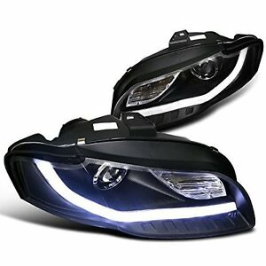Audi A4 Projector Headlights