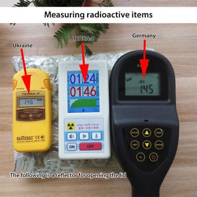 Gm Dosimeter Geiger Counter Nuclear Radiation Detector X-ray Beta Gamma Tester