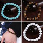 Buddha Beads Stone Awareness Fashion Bracelets