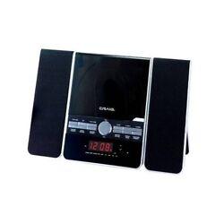 Craig CM427 3-Piece CD Shelf System with Dual Alarm Clock & AM / FM Stereo Radio
