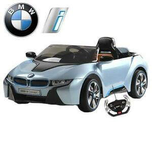 Kids Ride on BMW i8 Toy Car - 12V Battery, Remote Control, & MP3 Player - Free Shipping Canada Wide