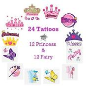 Childrens Temporary Tattoos