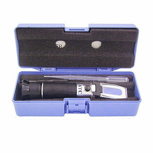 HFS(R) Brix Refractometer 0-32% Brix Meter Refractometer for Sugar