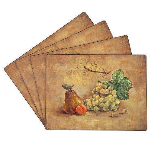 Grape Placemats Ebay