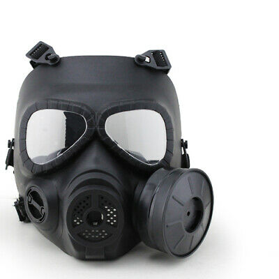 Full Face Protection Safety Mask Guard Skull Paintball Goggles Gear Masks