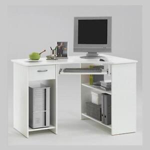 image corner computer. White Corner Computer Desk Image