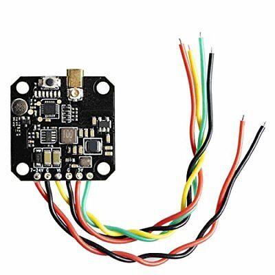 AKK FX3-ultimate 5.8GHz 25mW/200mW/400mW/600mW Switchable Mini VTX