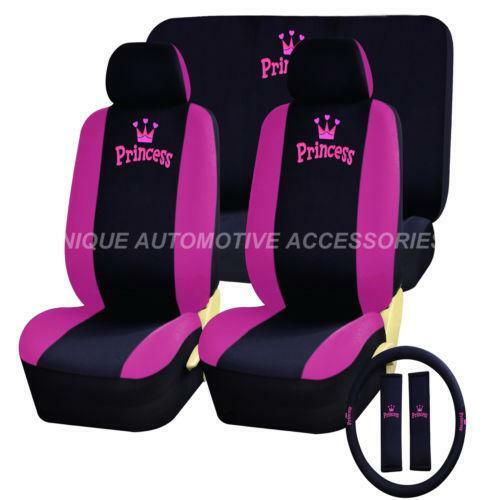 Princess Seat Covers