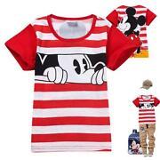 Boys T-shirts 6-7