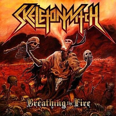 Skeletonwitch   Breathing The Fire  New Vinyl