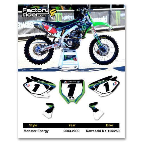 Kawasaki 250 dirt bike ebay