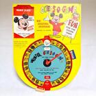 Vintage Mickey Mouse Game